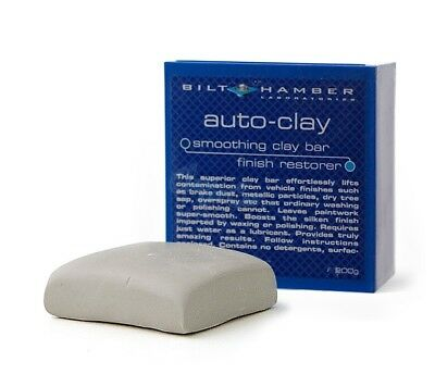 Bilt Hamber Auto Clay REGULAR autoclay detailing car clay bar 200g