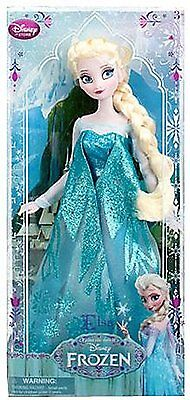 """Disney Frozen Exclusive 12"""" Classic Doll Gift Toy Birthday idea Christmas!"""