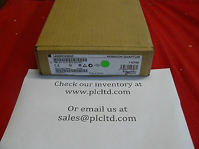 140DRC83000 NEW SEALED! Modicon Relay OUT 140-DRC-830-00