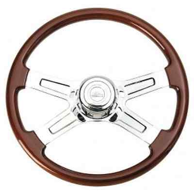 "4 Spoke Steering Wheel (18"") - Freightliner 1989+ or Newer"