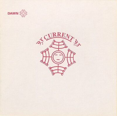 Current 93 - Dawn Limited 2 CD  Andrew Liles /Nurse With Wound