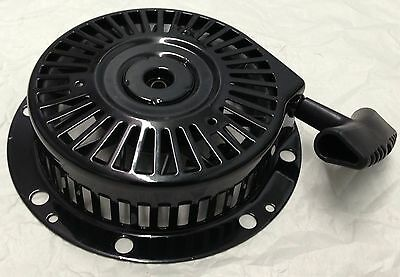 Recoil starter assembly replaces Tecumseh Nos. 590746, 590748, 590748A & 590788.