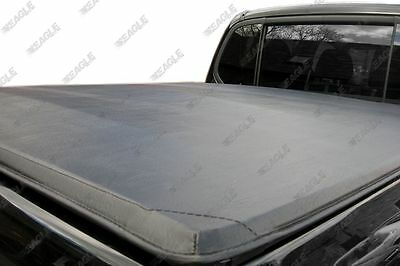 Mitsubishi L200 Long Bed Soft Vinyl Roll Up Tonneau Bed Cover
