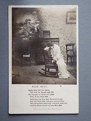 R&L Postcard: Bamforth Song, Blue Bell No.4