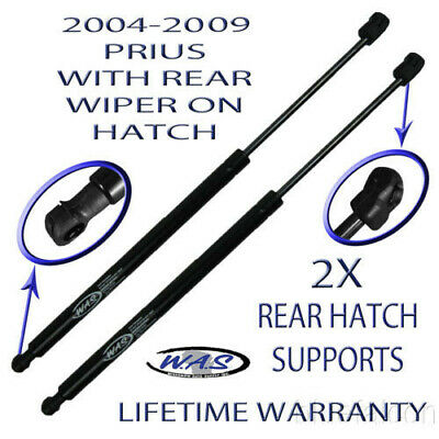 New Lift Supports For 2004-2009 Toyota Prius Hatchback With Rear Wiper On Hatch