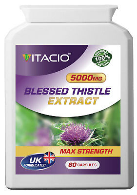 FEMINIZER Female Hormone Estrogen Enhance Blessed Thistle Extract 5000mg Pills