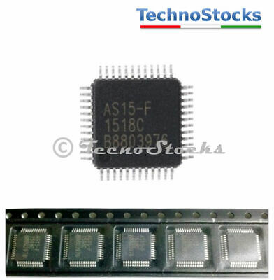 AS15F AS15-F package TQFP48 for SAMSUNG SHARP LG SONY PHILIPS TELEFUNKEN ETC