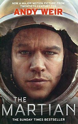 The Martian by Andy Weir New Paperback Book