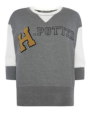 NEU Harry Potter Damen Sweatshirt Pullover Shirt Pulli Sweater S M L XL Primark