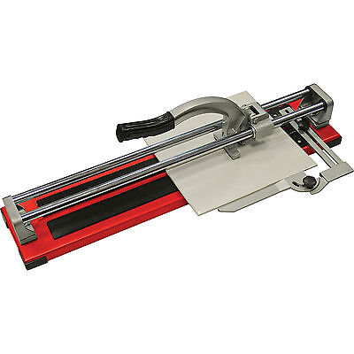 Faithfull Professional TCT Tile Cutter Cuts to 600mm Long
