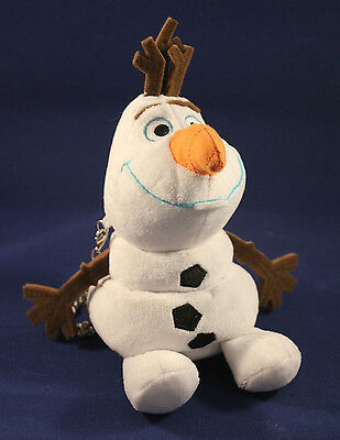 """NEW Disney Store Exclusive Frozen Olaf Girls 3+ Plush Doll Toy Coin Purse Bag 7"""""""