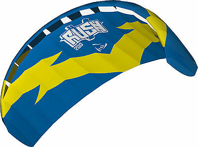 HQ Rush 200 V MK5 Trainer Power Kite Ready To Fly Package