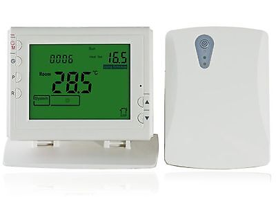 WiFi Wireless Programmable Thermostat For Heating System Android/IOS App Control