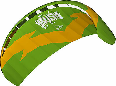 HQ Rush 300 V MK5 Trainer Power Kite Ready To Fly Package
