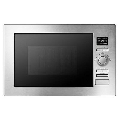 electriQ EIQMOCBI25 Built-in 25L Combination Microwave/ Grill /Oven in S/Steel