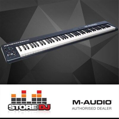 M-Audio Keystation 88 MKII 88-Key MIDI Controller