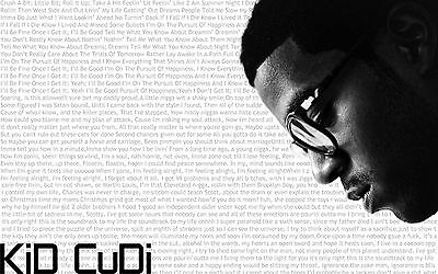 "Kid Cudi Man on the Moon Rapper Hip Hop Art Hot 12x18 24x36/"" FABRIC Poster N2913"