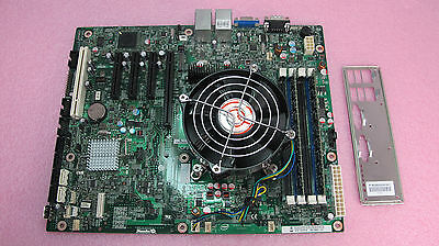 INTEL SERVER BOARD S1200BTL XEON E31270 3.4 GHz 4GB RAM