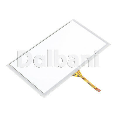 "Resistive Touch Screen Panel 6.5"" Digitizer 155mm x 88mm x 1.59mm 4 Pins"