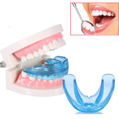 NEW Dental Mouth Guard Bruxism Splint Night Teeth Tooth Grinding TMJ Sleep Aid