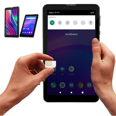 2-in-1 Phablet 7in 3G AT&T SmartPhone Android Tablet Google Play Store UNLOCKED