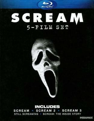 The Ultimate Scream Collection New Blu-Ray