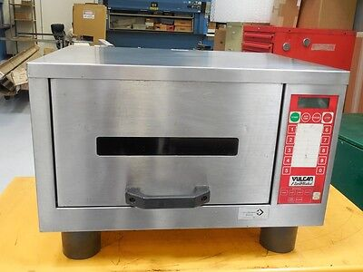 Used Vulcan VFB12 Countertop Electric Flash Bake Oven