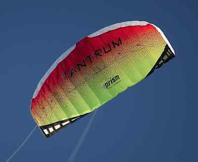 Prism Kites Tantrum 220 Trainer Beginners Power Kite Ready To Fly