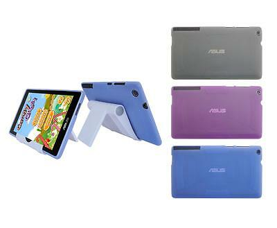 View Stand Holder + TPU Gel Skin Case Cover for ASUS ZenPad C 7.0 Z170C Tablet