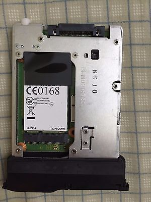WWAN gobi wireless card sled for Panasonic Toughbook CF30 Qualcomm 2723A-UNDP1