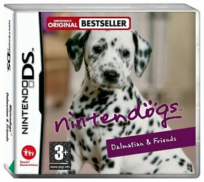 Nintendogs - Nintendogs Dalmatian & Friends (Nintendo DS) - Game  AIVG The Cheap
