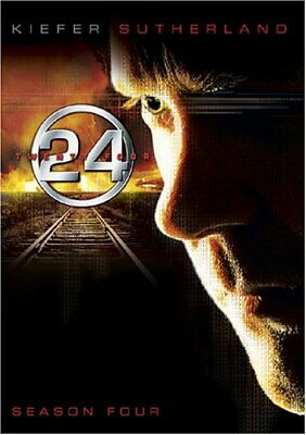 24: Season 4 [DVD] [2002] [Region 1] [US Import] [NTSC] - DVD  XIVG The Cheap