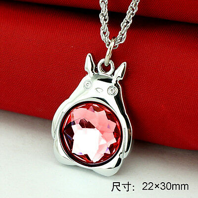 Anime My Neighbor Totoro Cute Necklace Pendant Collection Cosplay