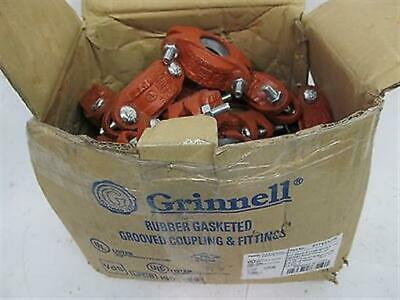 """Tyco / Grinnell 57713ACP, 1 1/4"""", Rubber Gasketed 577 Grooved Couplings 26 each"""