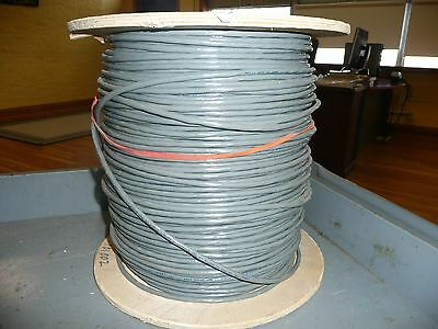 Carol Cable 8 cond. 24 awg shielded computer cable 300V  765ft C07444110