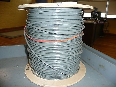 Carol Cable      8cond. 24 awg shielded computer cable 300V  765ft C07444110