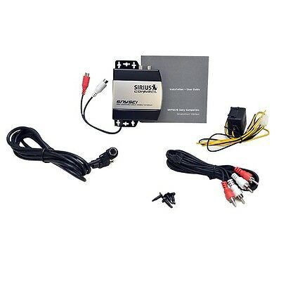 Sirius Boat Interface Adapter SNYSC1B | Rinker For Sony Radio