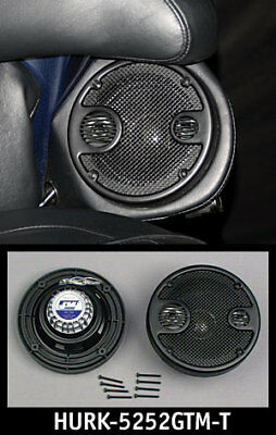 J&M High Performance Rokker Rear Speakers for Harley  FLT  FLH 06-13