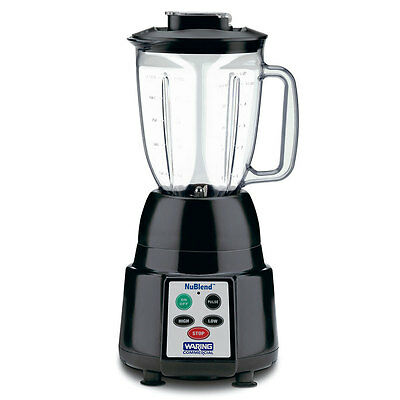 Waring BB185 Commercial Nublend Bar Drink Blender 1 Year Warranty BLOWOUT PRICE