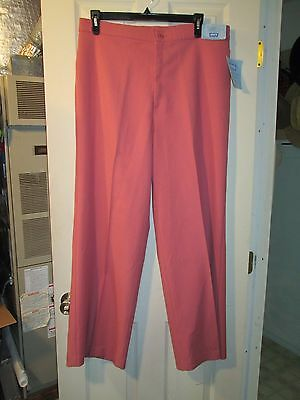 Vintage Retro 1979 New Old Stock Womens Levi's Bend Over Pant 38 Creamy Coral