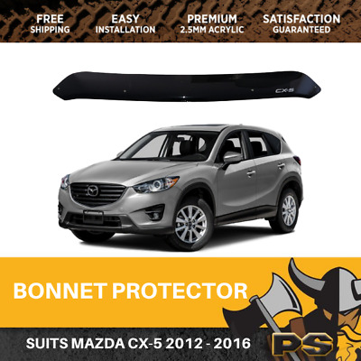 Bonnet Protector for Mazda CX-5 2012-2016 Tinted Guard