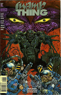 Swamp Thing #147 (Oct 1994, DC)