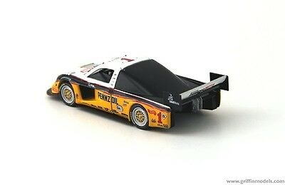 1998 - Pikes Peak Toyota Tacoma Rod Millen - 1:43 ready-made - Griffin Models