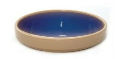 Mason Cash Cat Drinking Saucer Blue Cane 130mm