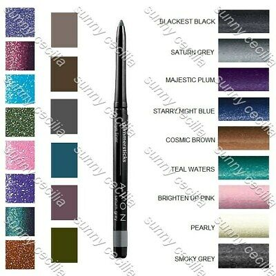 AVON ColorTrend Chopsticks Eyeliner / Colour Elements Eye Duet Eyeshadow & Liner