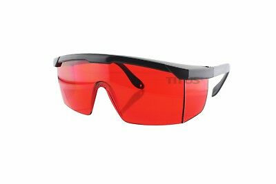 TITUS LG-Red Wrap-Around Laser Safety Glasses