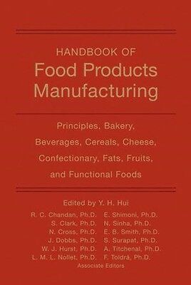 Handbook of Food Products Manufacturing 1 Y. H. Hui