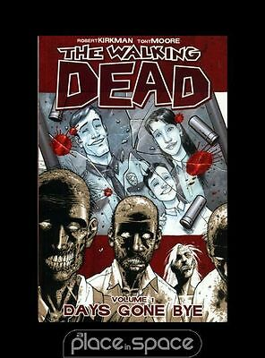 The Walking Dead Vol 1: Days Gone By - Softcover Graphic Novel