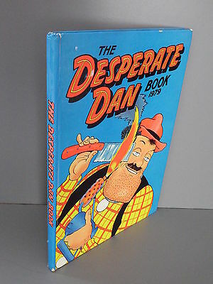 R&L Book: The Desperate Dan Book 1979, Annual