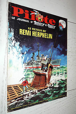 Pilote Eo N°382 12/12 1967 Pilotorama Expeditions Polaires Herphelin Asterix